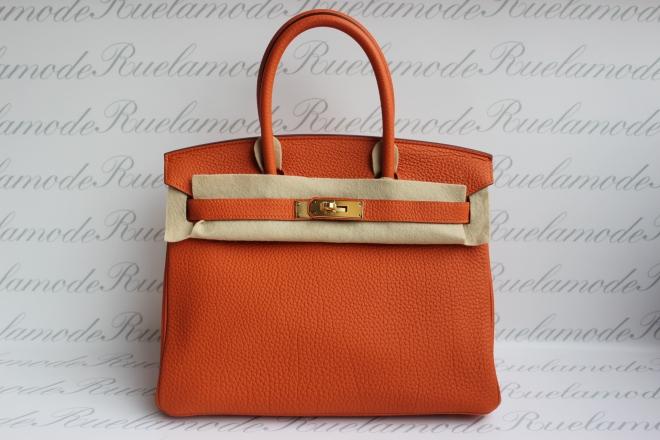 Hermes Birkin 30 orange ghw.JPG