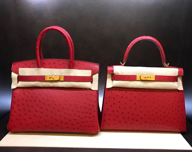 hermes-rouge-vif-ostrich
