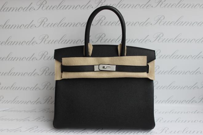 Hermes Birkin 30 Black Epsom PHW.JPG