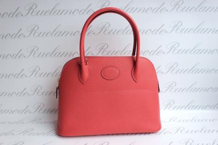 Brand new Hermes Bolide 27 Rose Jaipur