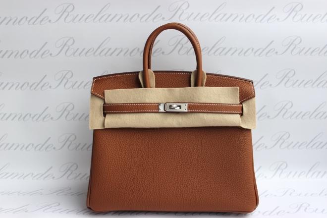 Hermes Birkin 25 Gold phw