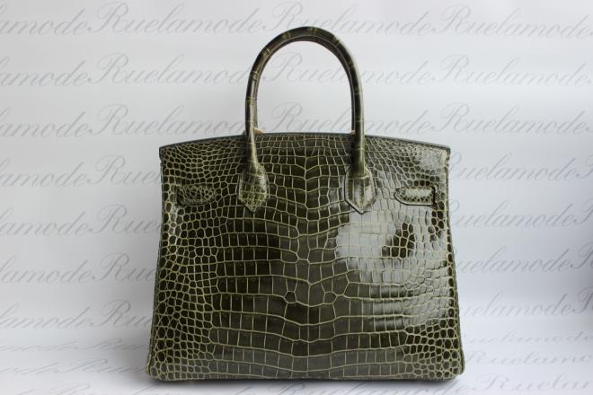 Hermes Birkin 30 vert Veronese Croc.JPG