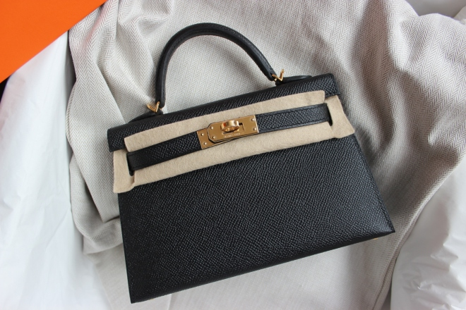 Hermes kelly mini II black Epsom GHW.JPG