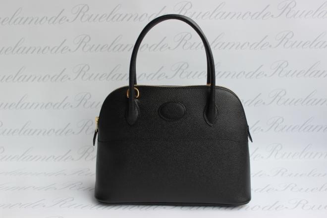 Hermes Bolide 27 Black GHW.JPG